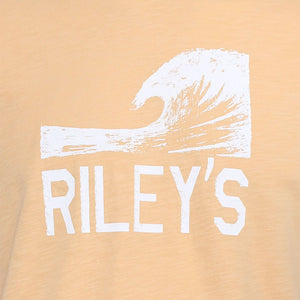 Rileys Tee Yellow - Mediums left!
