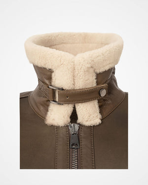 Mans Maverick Sheepskin Jacket
