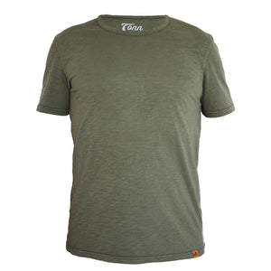 Basic Army Green Tee