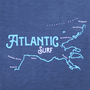 Atlantic Surf Tee - One medium left!
