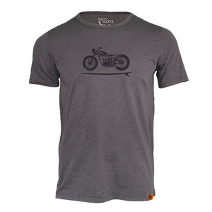 Bike Board Tee - Grey