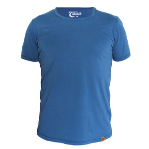 Basic Blue Ultra Soft Tee