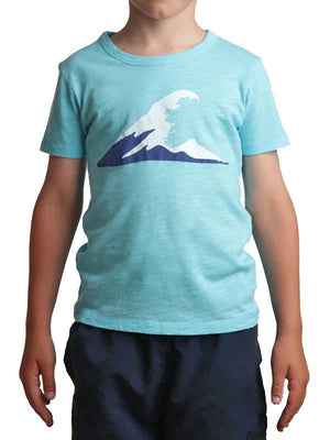 Boys Irish Coast Wave Turquoise