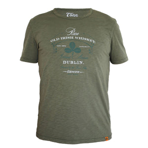 Dublin Whiskey Tee - Green