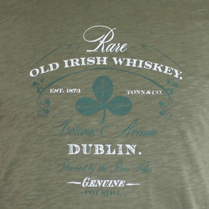 Ladies Dublin Whiskey Tee - Green