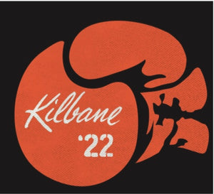 Kilbane Black Tee - LIMITED EDITION!  Only 1 XXXL left.