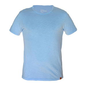 Basic Lt. Blue Tee -  Only 1 Medium,  XL to 4XL left