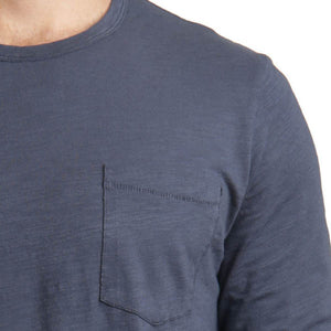 Long Sleeve Competitor Tee Grey