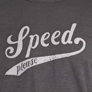 Grey Speed Tee