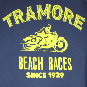 Mens Tramore Beach Races Sweatshirt Navy