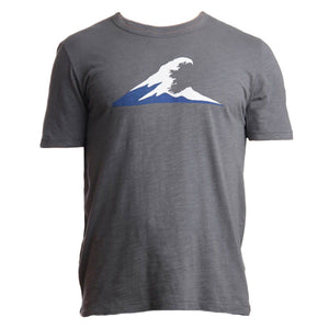Irish Coast Wave Tee