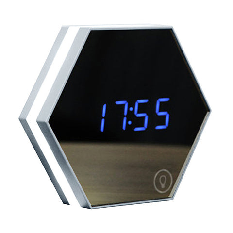 Digital LED Alarm Clock
