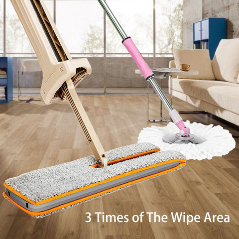 Double Sided Lazy Mop