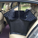 Dog Waterproof Car Seat Cover