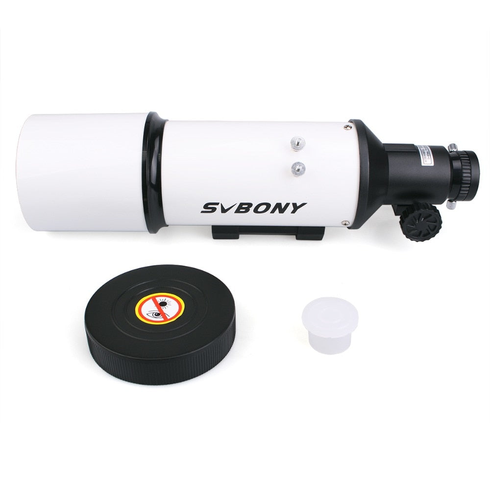 80mm Compact Refractor Astronomical Telescope