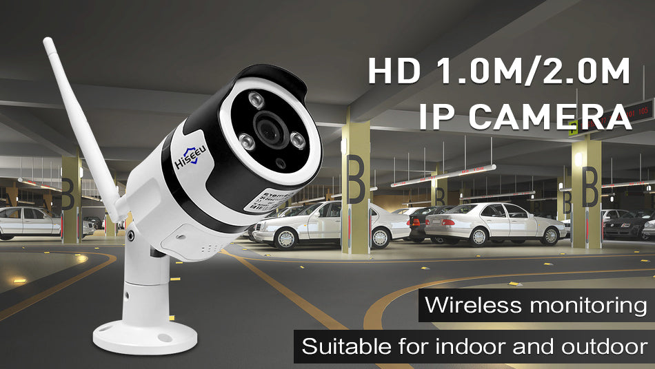 Outdoor WiFi IP Camera 1080P Waterproof