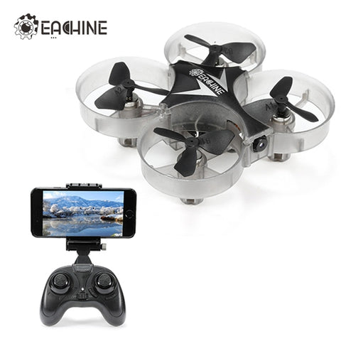 Mini Quadcopter Drone Wifi FPV with Altitude
