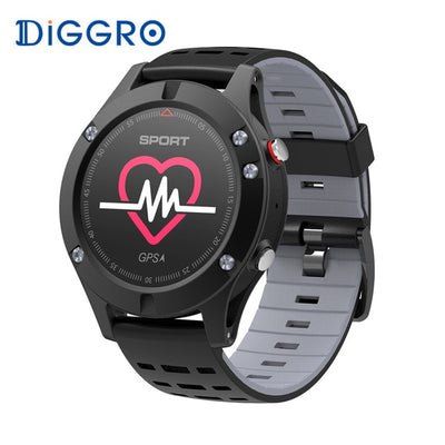 Fitness Smart Watch with GPS