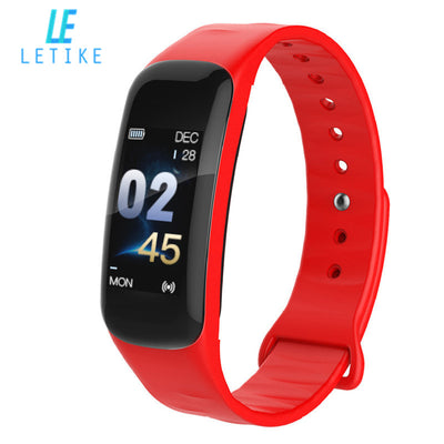 Smart Color Fitness Tracker