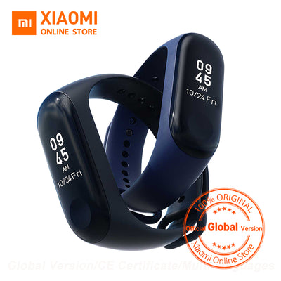 Smart Fitness Waterproof Tracker Band