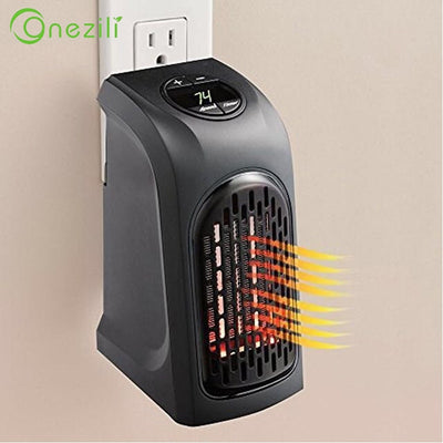 Portable Mini Wall-Outlet Heater
