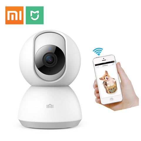 Wireless PTZ HD Camera HD Two Way Audio