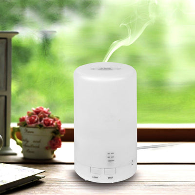 Essential Oil Aromatherapy LED Humidifier