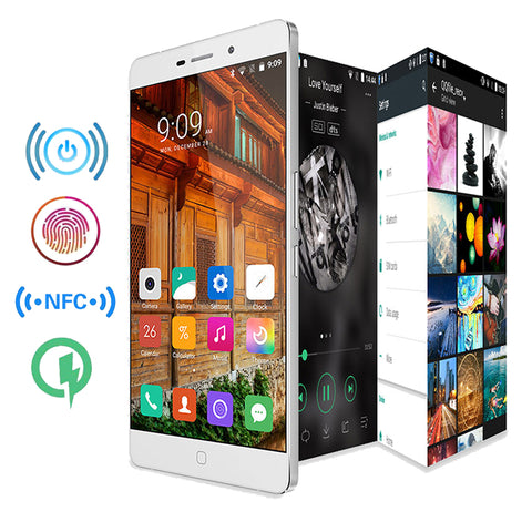 REDMI Fingerprint NFC QuickCharge Android 7.0 Smartphone