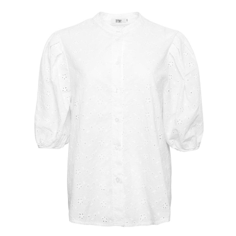 Clara Blouse, Cotton Lace