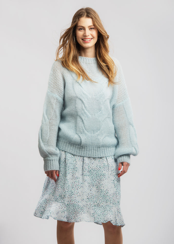 Light blue pullover by Ane Mone- Smuk