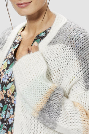 Cardigan by Rich&Royal- Smuk