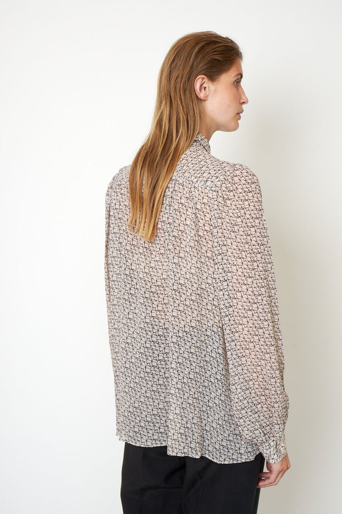 Lacing Shirt by Second Female- Smuk