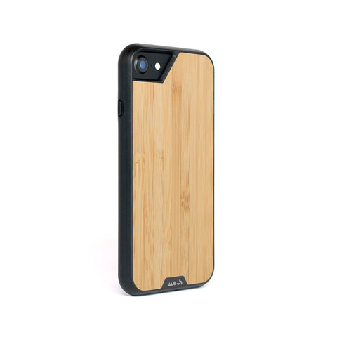 Bamboo Protective iPhone SE Case