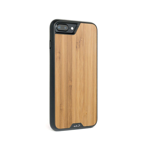 Bamboo Protective iPhone 8 Plus Case
