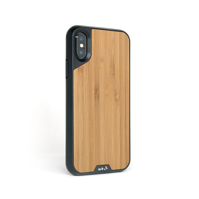 Bamboo Protective iPhone X and XS Case