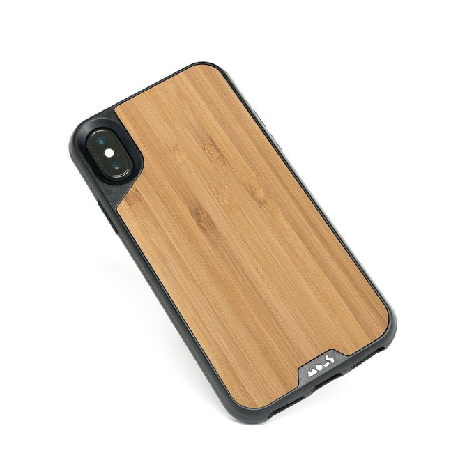 Bamboo Unbreakable iPhone X and XS Case