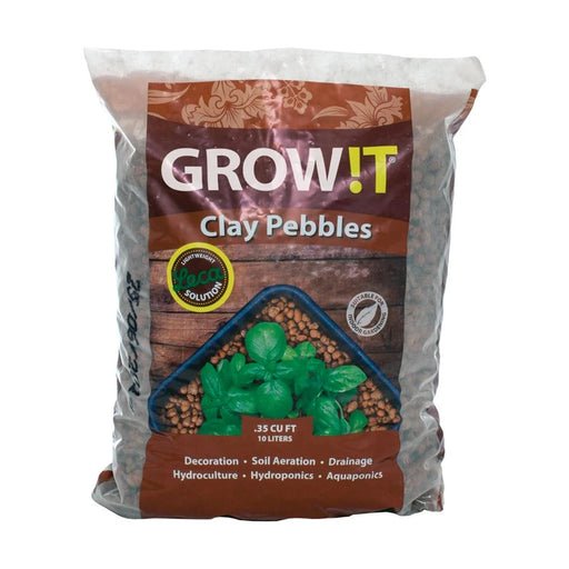 GROW!T Clay Pebbles 25L