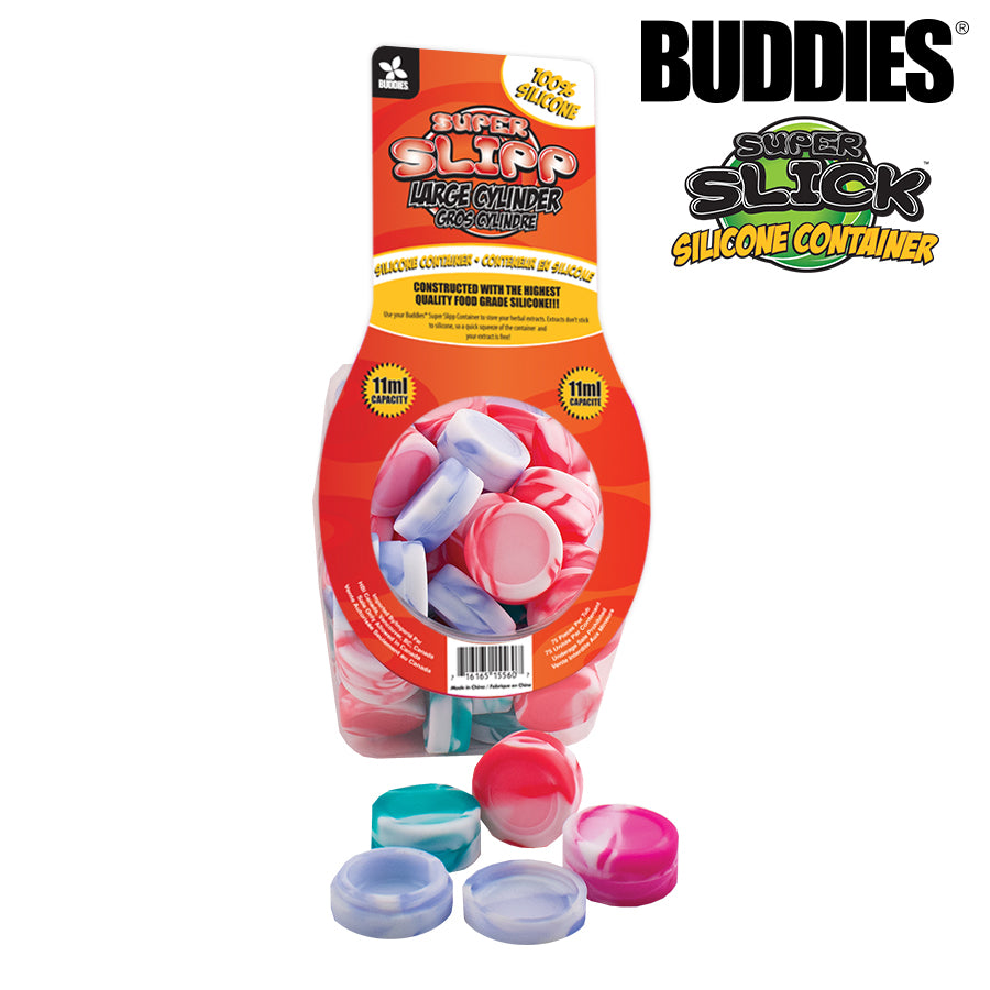 Buddies Slick Tub Large Cylinder