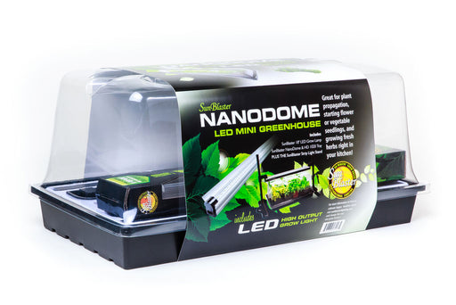 LED Mini Greenhouse Nanodome