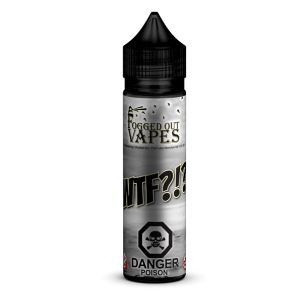 Fogged Out E-Juice - Fogged Out Vapes
