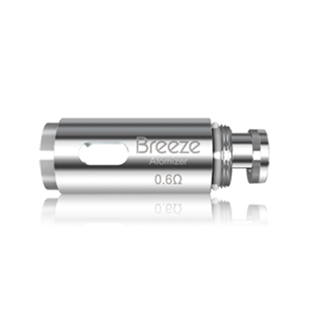 Aspire Breeze Replacement Coils 0.6 Ohms - Each