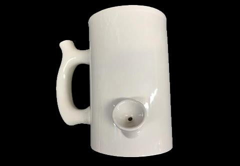 Ceramic Coffee Mug Pipe