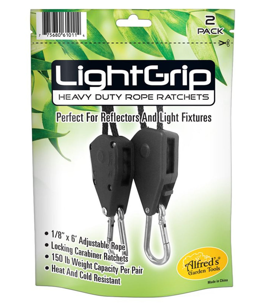 "LightGrip Lighthanger 1/8"" Pair"