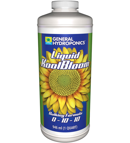 General Hydroponics - Liquid Koolbloom 1L