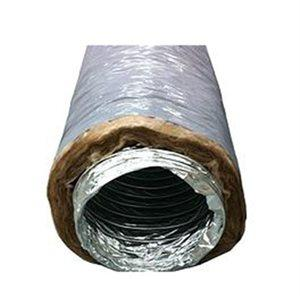 "Peflex Insulated Flexible Ducting 6""x25'"