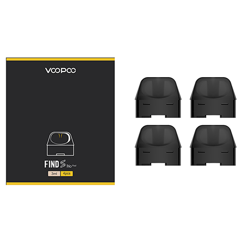 Voopoo Find Trio Replacement Pod - EACH