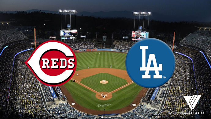 Monday Night Baseball - Reds at Dodgers