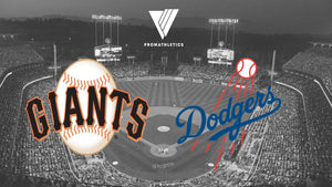 Monday Night Baseball - SF Giants at LA Dodgers