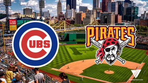 Monday Night Baseball - Chicago Cubs at Pittsburgh Pirates