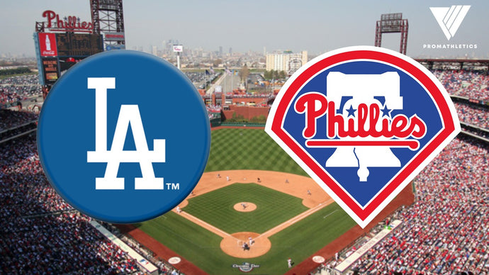Monday Night Baseball - LA Dodgers at Phi Phillies